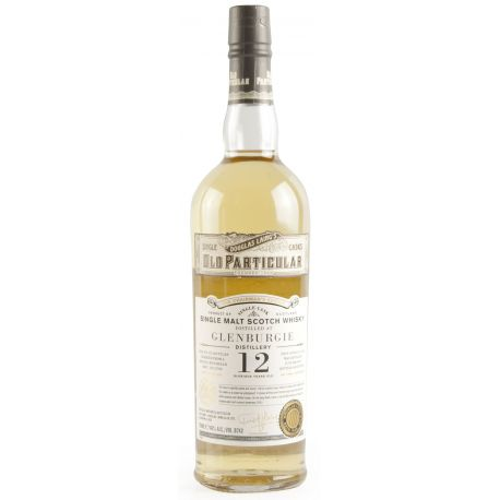 Old Particular Glenburgie 12 Year Old Whisky
