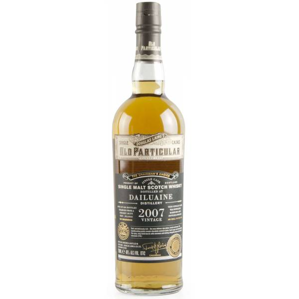 Old Particular Dailuaine 11yr Old Whisky