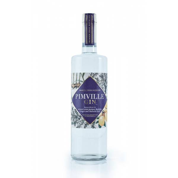 Pimville Premium African Gin