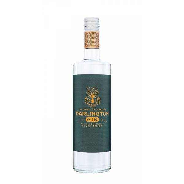 The Spirit of Darling Darlington Gin