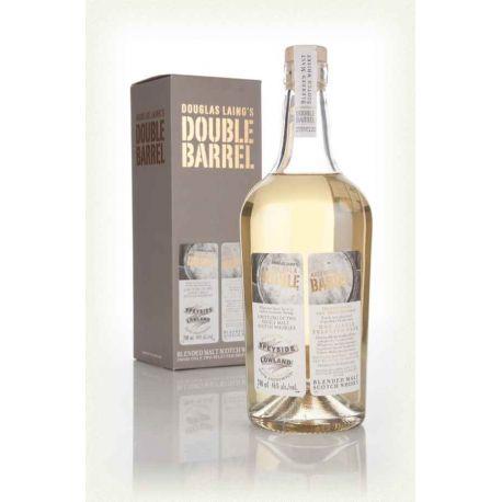 Douglas Laing Double Barrel Blended Malt Whisky