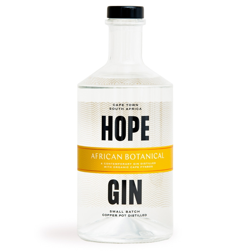 Hope Distillery Hope on Hopkins African Botanical Gin 750ml
