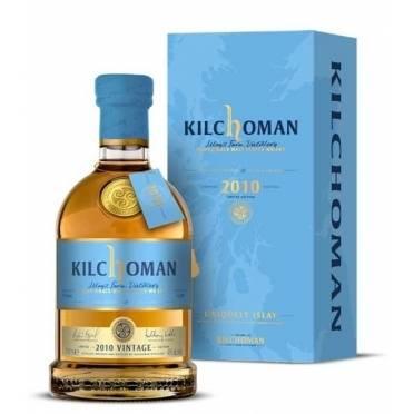 Kilchoman 2010 Vintage Whisky