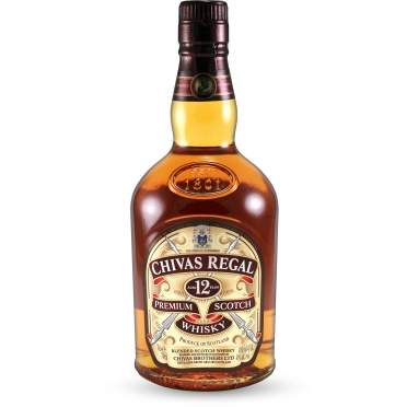 Chivas Regal 12 yr old