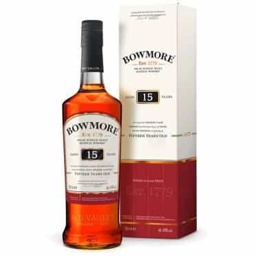 Bowmore 15 YO Whisky