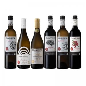 The Flagstone Vegan Wine Pack
