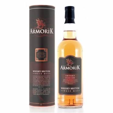 Armorik Sherry Finish Whisky