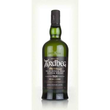Ardbeg 10 Year Old Whisky