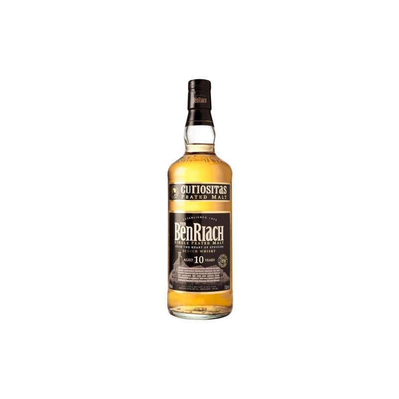 Benriach Curiositas 10 YO Whisky