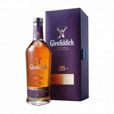 Glenfiddich 26 YO Whisky