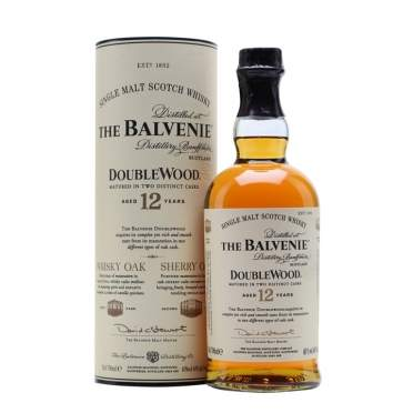The Balvenie 12 YO Double...
