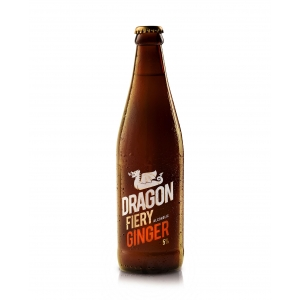 Fiery Dragon Ginger Beer 340ml