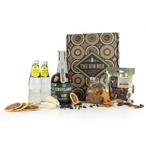 Cruxland Gin Box