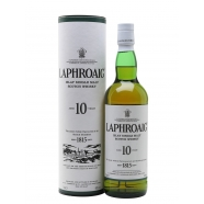 Laphroaig 10 Year Old Whisky