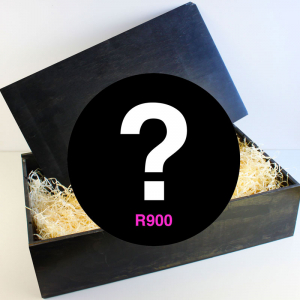 Mystery Wooden Box R900