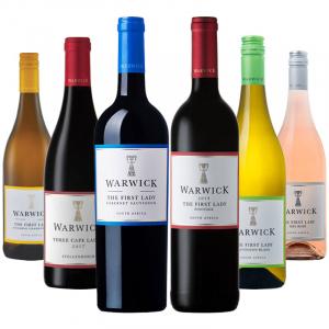 A Taste of Warwick Wines