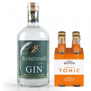 Blomendahl Gin and Tonic