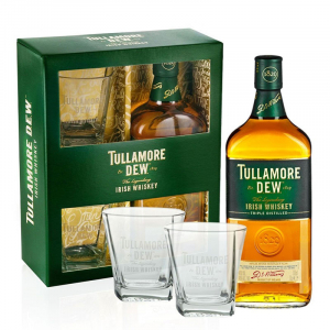 Tullamore Due Gift Set Glasses
