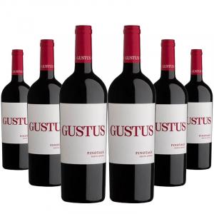 A Taste of Gustus Pinotage...