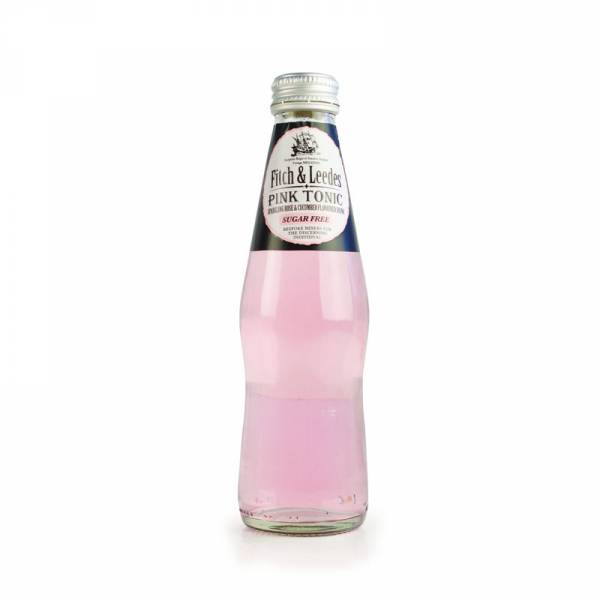 Fitch & Leeds Pink Tonic 200ml