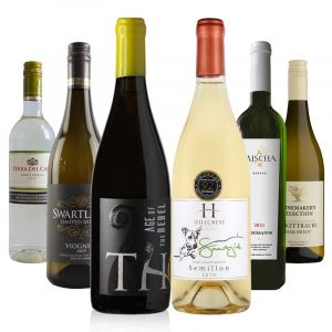 A Taste of Unusual White Wine