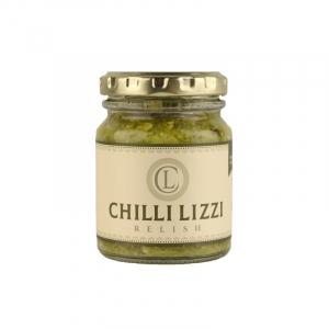 Chilli Lizzi Relish Green 125g