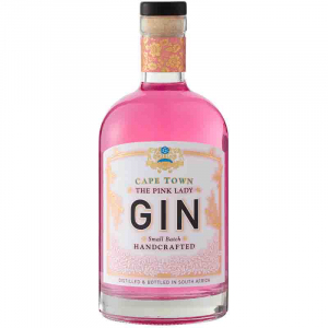 Cape Town Pink Lady Gin