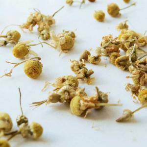 Dried Chamomile Garnish