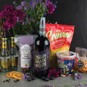 Belladonna Nightshade Gin Box